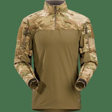 Guerrera militar, modelo TALOS MULTICAM de la marca Emerson.