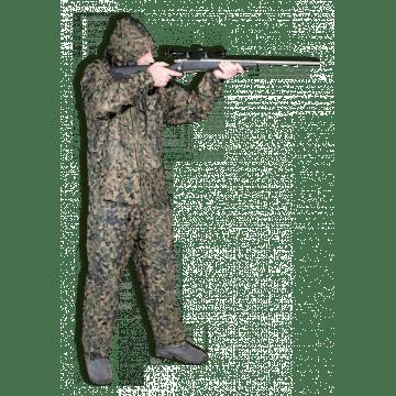 Traje táctico de camuflaje Camosystem