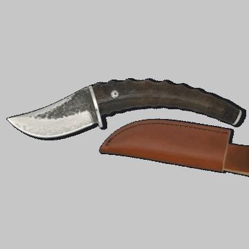 Cuchillo de ornamento Albainox con caja de madera.