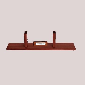 Peana de madera Tole 10. tamaño 47x8 cm