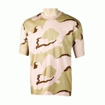 Turtle camouflage t-shirt