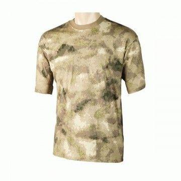 camiseta de camuflaje A- Tacs