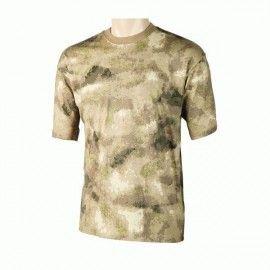 camiseta de camuflaje ATACS