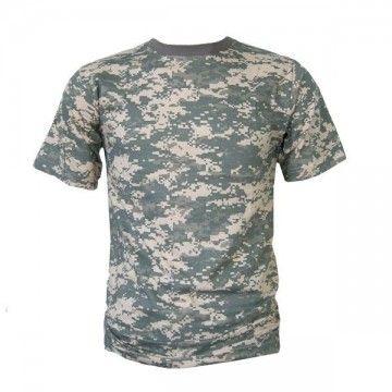 camouflage t-shirt type ACU DIGITAL