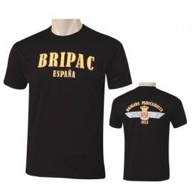 T-shirt paratroops Brigade coat of arms