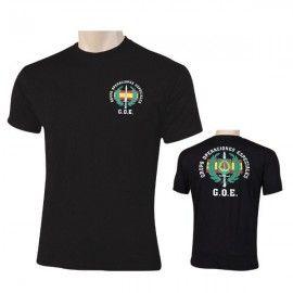 Camiseta GOE Escudo