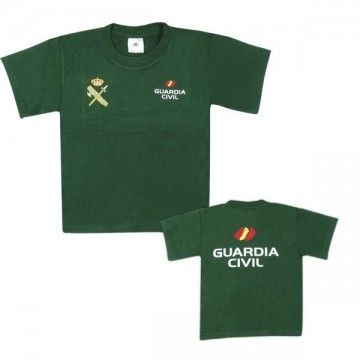 Camiseta de la Guardia Civil niño