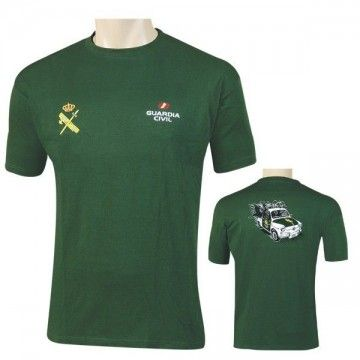 Camiseta de la Guardia Civil seiscientos