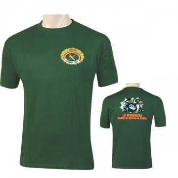 Camiseta de la Guardia Civil sidecar