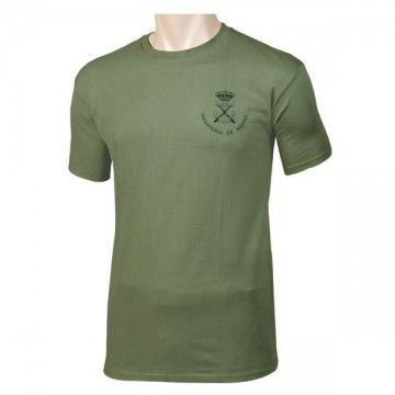 army spanish t-shirt green