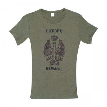Camiseta Ejército Español para mujer