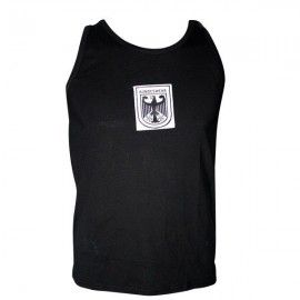 Camiseta tirantes con escudo de Alemania