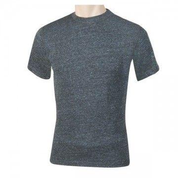 Camiseta térmica manga corta gris