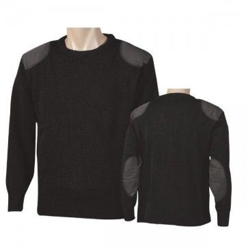 National black box sweater