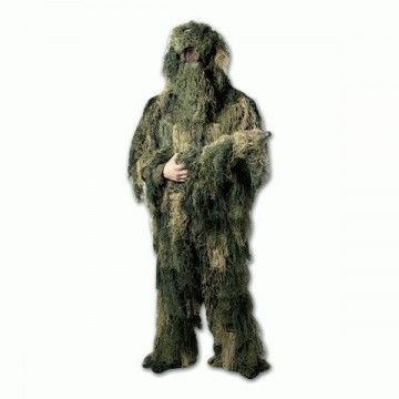 3-D Camo tactical clothing