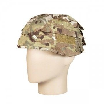 Type arid camo helmet cover