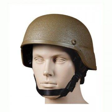 Casco militar MICH 2000 para airsoft Desert