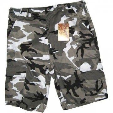 Pantalones cortos M65, tipo URBAN CAMO