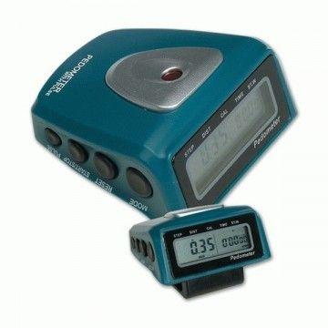 Schrittzähler + Herzfrequenz überwachen Crossnar.
