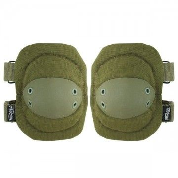Elbow tactics of the Foraventure brand. Green
