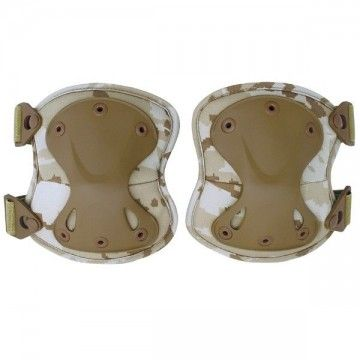 Color digital arid camo Airsoft tactical Kneepads.