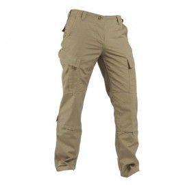 Pantalones tácticos CDU Pentagon. Tan