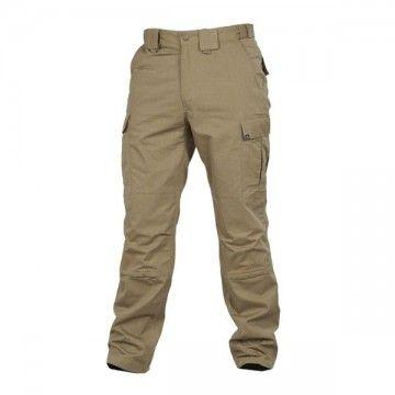 Pantalones tácticos T-BDU. Pentagon. Tan