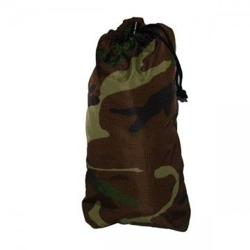 Cover blanket Liner. Green Camo
