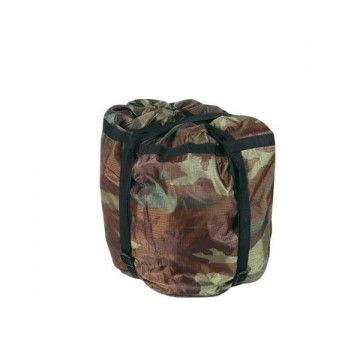 Reducing sleeve bag. Type cuadrille camo. Large.