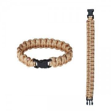 2.2 meters paracord bracelet. So.