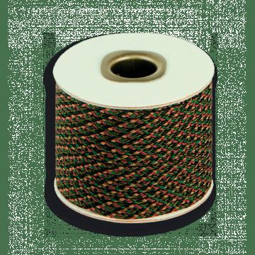 Cuerda camo (3mm) de 30 m
