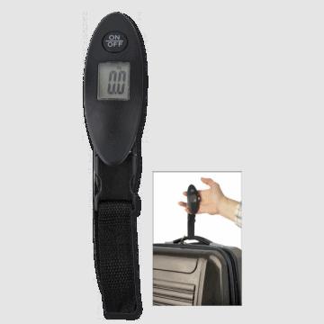 Manual luggage scale