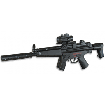 Electric rifle for airsoft, MP5, Cyma brand model replica