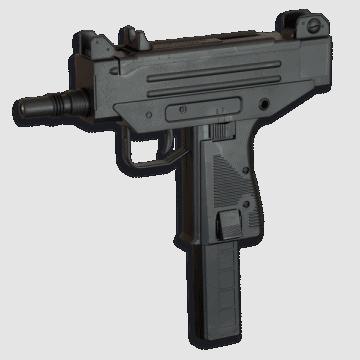 Elektrische Gewehr für Airsoft Nachbau der UZI D-93, mark gut