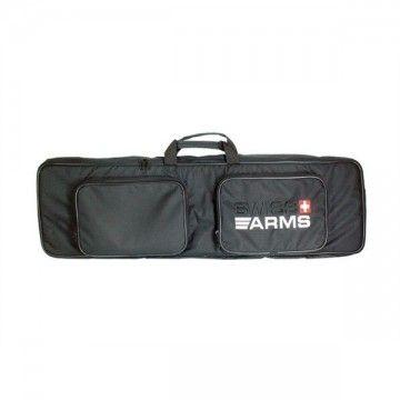 funda- maleta de transporte para fusil. Swiss Arms