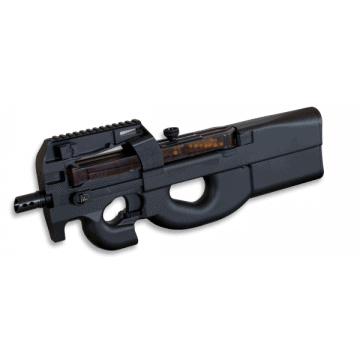 Fusilelectrico for airsoft replica of the dither P90 Tactical Ultra Grade, mark Well