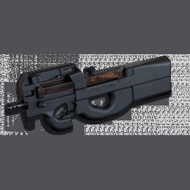 Fusileléctrico para airsoft, réplica del modeo P90 Tactical Ultra Grade, de la marca Well