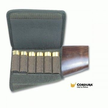 Canana butt up to 6 cartridges. Cover.