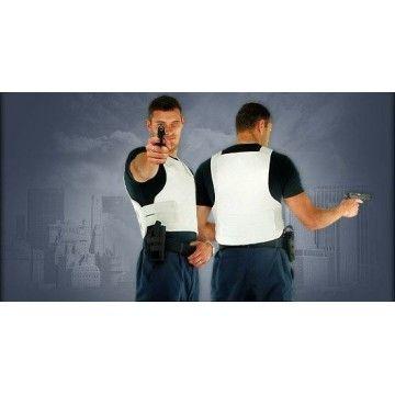 Mars Armor bulletproof vest. White