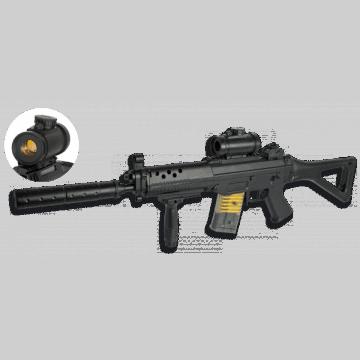 Fusil eléctrico de airsoft, réplica del modelo M82 de la marca Double Eagle