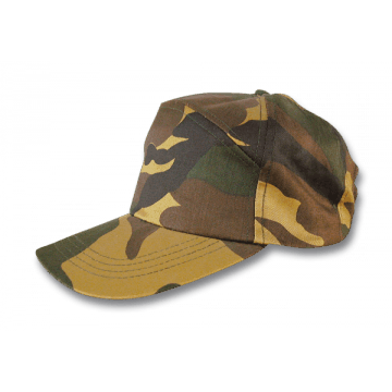 Hunter type Camo Cap.