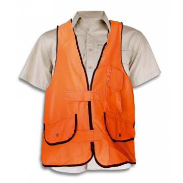 Vest Hunter orange.