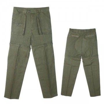 Pantalón desmontable tipo KENIA Khaki