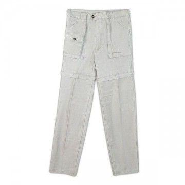 Pantalon détachables au Kenya. Beige