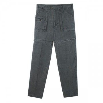 Pantalón desmontable tipo KENIA. Negro
