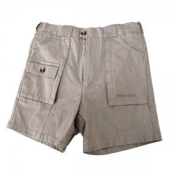 Shorts de type Népal Beige