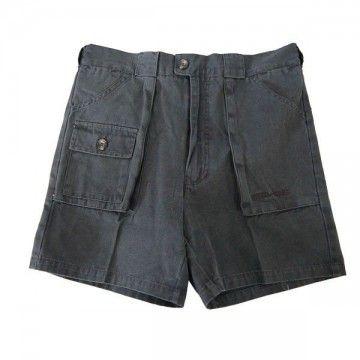 Shorts de type gris du Népal