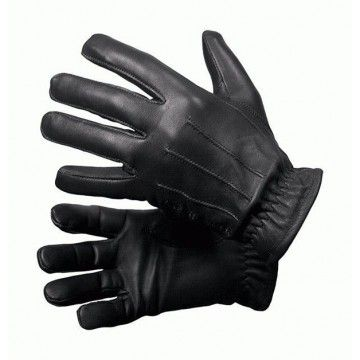 Die VEGA Marke schwarze Anti-Cut Handschuhe.
