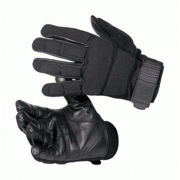 Taktische Handschuhe Anti-Schnitt Schwarz der Marke VEGA.