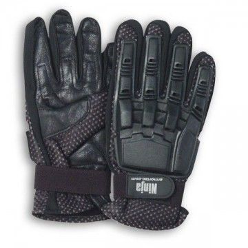 Mark STRIKE tactical gloves. Black.